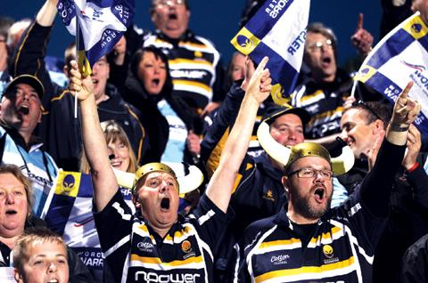 MAKE SOME NOISE: Are Warriors supporters the most passionate in the Premiership?