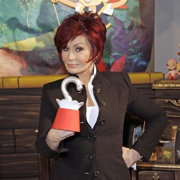 Sharon Osbourne said that she plans to spoil her grandchild