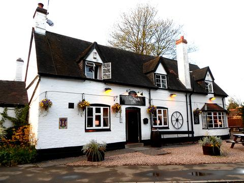 WELCOMING: The Crown Inn at Peopleton was great value for money.