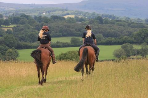 Worcester News: IN THE SADDLE: Country treks