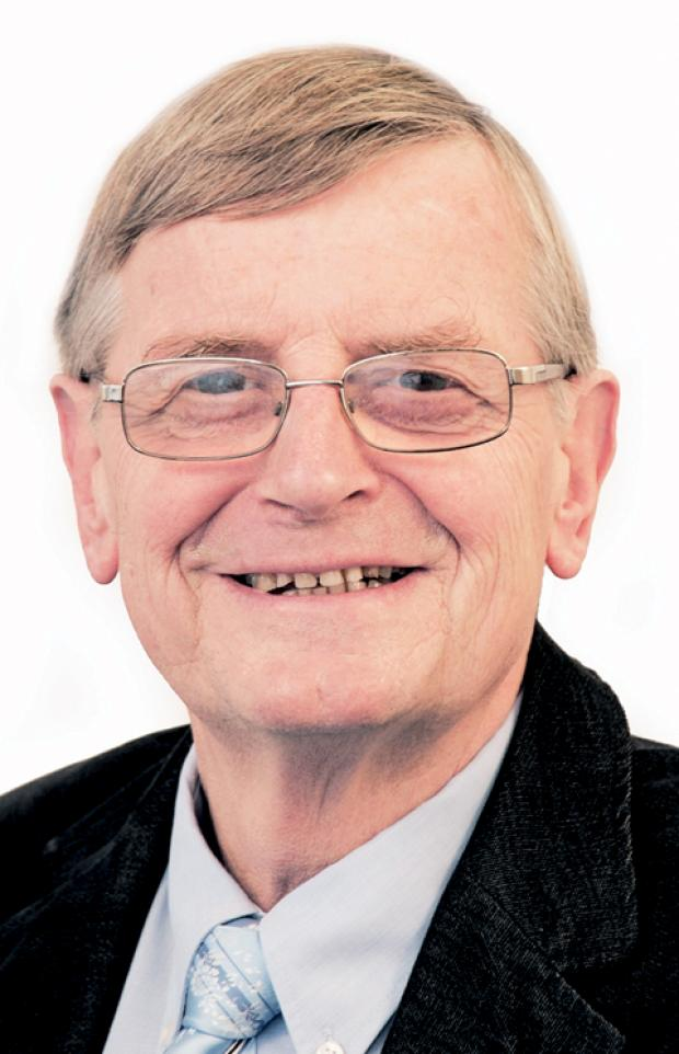 Worcester News: Councillor Roger Berry, from the Labour Party