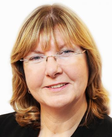 Councillor Joy Squires: city's parliamentary candidate for Labour