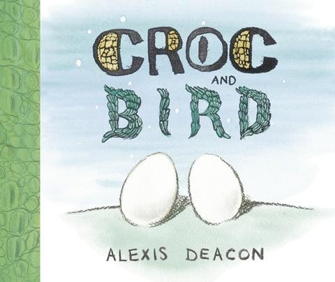 Croc and Bird by Alexis Deacon