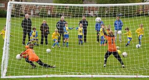 Football pitches in Worcester: the cost is going up