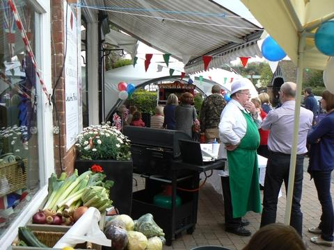 Village butchers proves a cut above by holding fundraiser