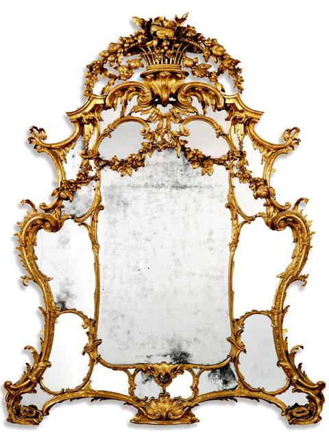 HISTORIC: Lady Coventry's mirror