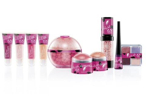 ALL ROSY: The Body Shop Limited Edition cruelty-free make-up collection, available from May 24, priced from £4.