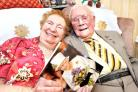 BLISS: HAPPY: Elsie and Steve Callow