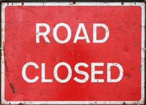 """Emergency closure"" of Hylton Road"