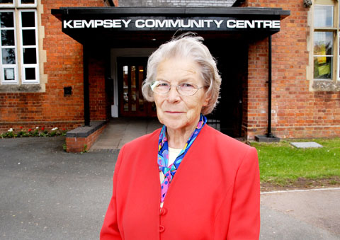 HONOURED: Joy Clee has received a British Empire Medal in this year's Queen's Birthday Honours List. 24062701