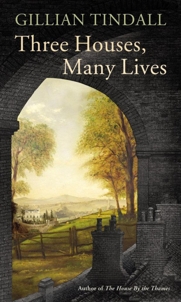 Worcester News: Three Houses, Many Lives by Gillian Tindall