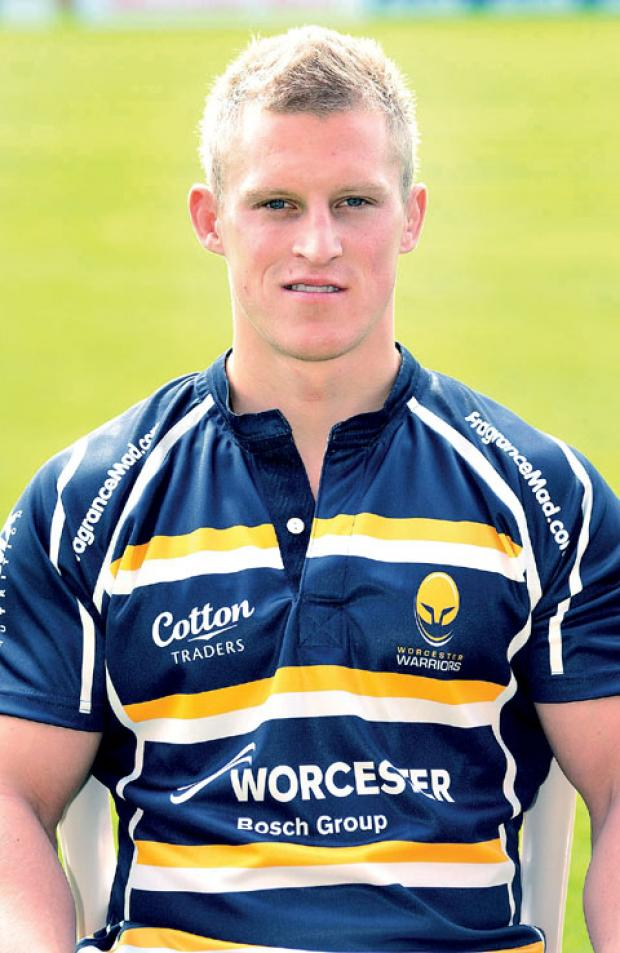 RUGBY PLAYER: Back row forward Jake Abbott (32060606)
