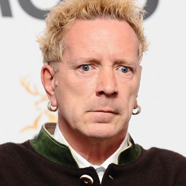 Worcester News: John Lydon is to appear on Question Time