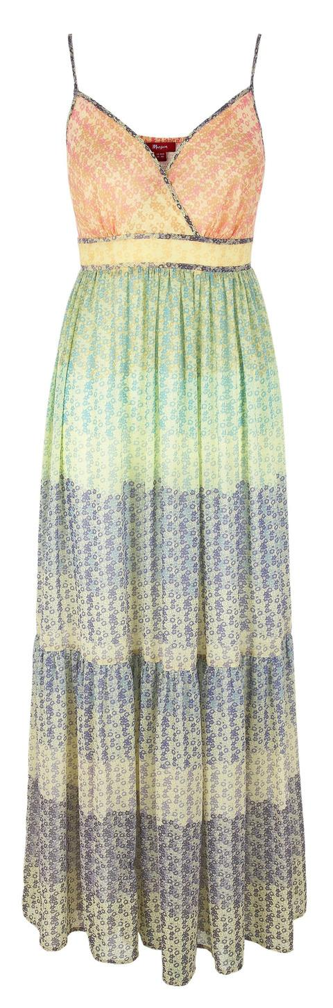 CHIC: Indu dress, £65, Monsoon.