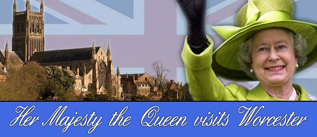 Queen in Worcester main page banner