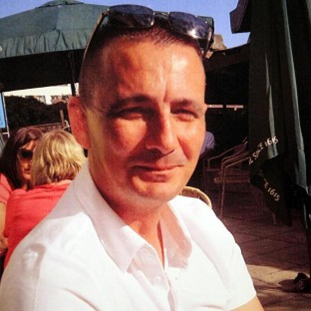 Pc Ian Dibell, who was shot dead in Clacton, Essex