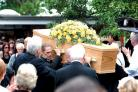 FAREWELL: The funeral of Christell O'Shea took place at Warndon's St Wulstan's Church (31102606)