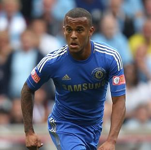 Ryan Bertrand, pictured, hopes to catch the eye of England manager Roy Hodgson