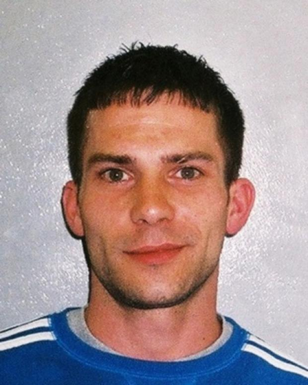 Richard Smith is wanted by police.