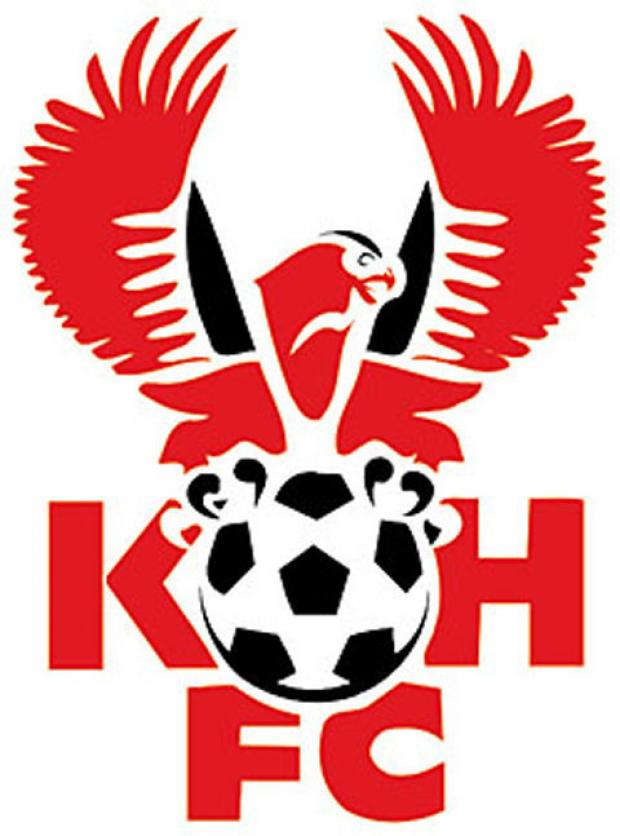 Kidderminster Harriers put on the spot