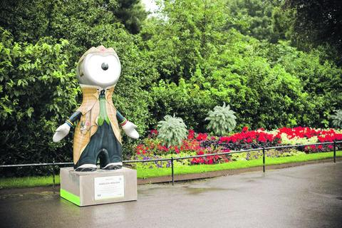 LEGACY: Sherlock Wenlock is on the hunt for a new home.