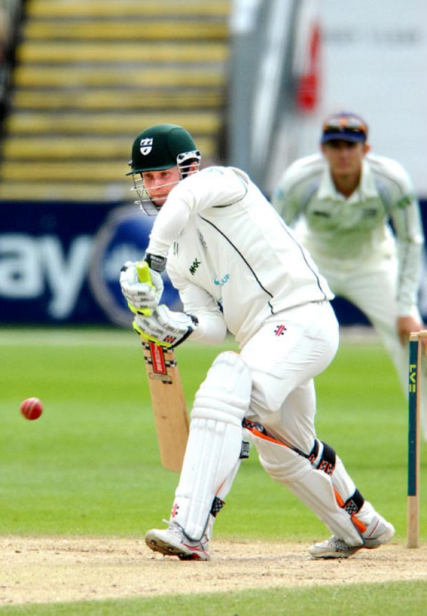 Alexei Kervezee has won his place back in the Worcestershire side after being dropped.