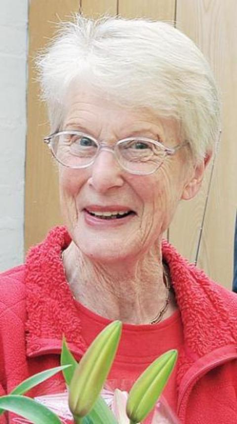MURDERED: Betty Yates was murdered by Stephen Farrow
