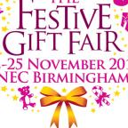 Win a pair of tickets to the Festive Gift Fair!