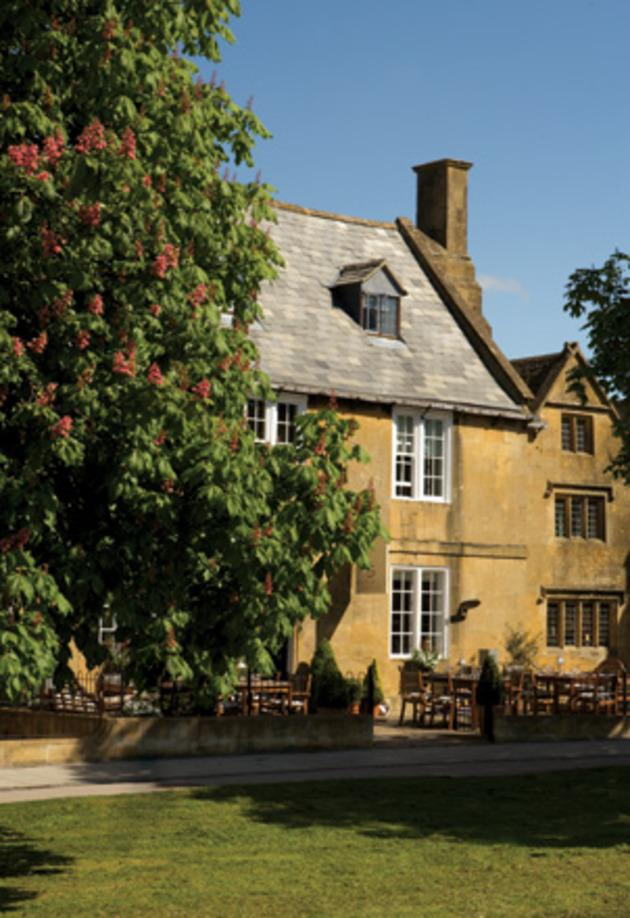 QUALITY: Russell's offers great dining in the heart of the Cotswolds.