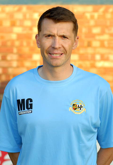 Matt Gardiner wants Worcester City to put another good run of results together.