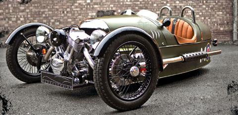 Company has taken 1,500 orders for Morgan motor cars next year