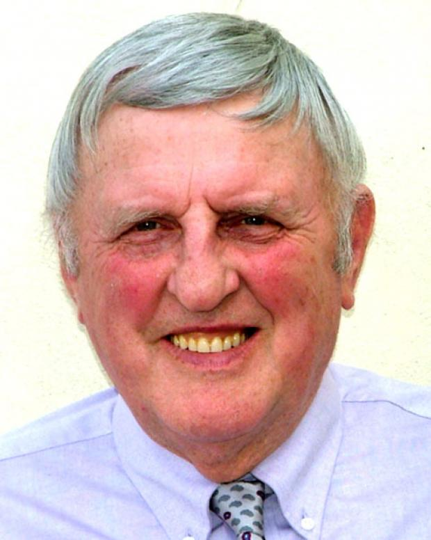 SUPPORT: West Mercia PCC Bill Longmore