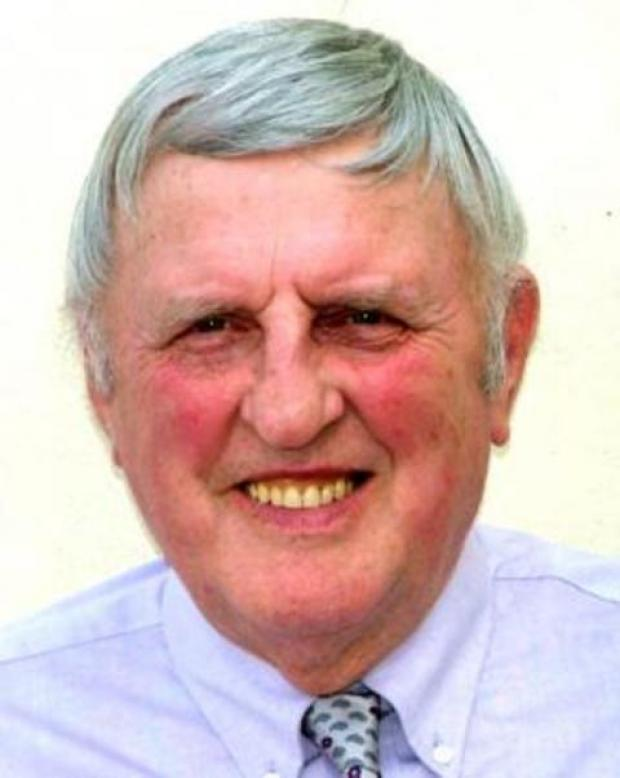 Police and Crime Commissioner Bill Longmore
