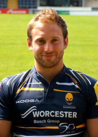 CHRIS PENNELL: Would be happy to finish his career at Sixways.