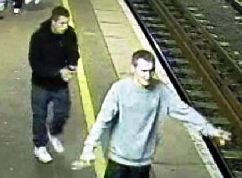 CCTV: Police would like to speak to these two men