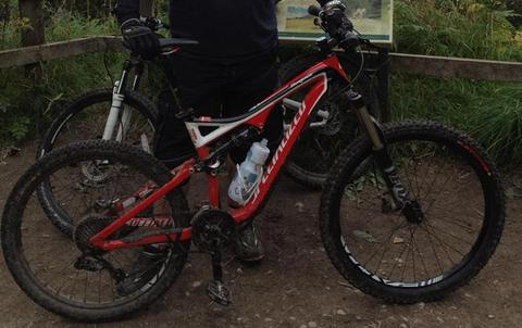 Bikes worth over 3K stolen from shed