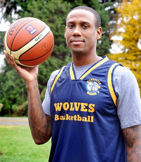 Worcester basketball players's Libya ordeal
