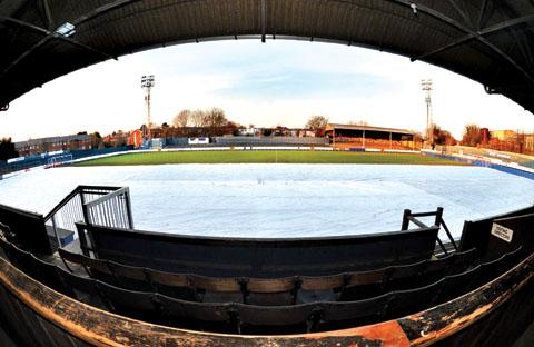 END OF AN ERA: After more than a century, Worcester City will leave St George's Lane at the end of the term and are likely to groundshare with Kidderminster Harriers at Aggborough, as their current home will then be bulldozed to make way for housing.