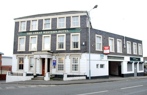 PROTECTED: The iconic Great Western Hotel in Shrub Hill Road, Worcester, has now been added to a vital register.
