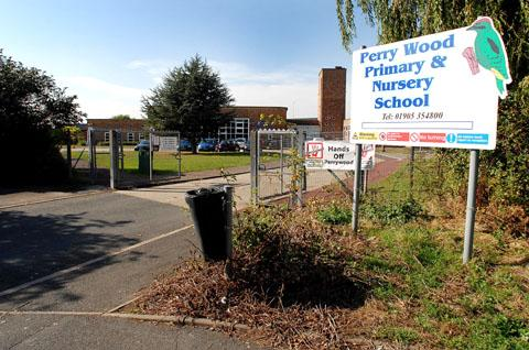 MORE ROOM: Perry Wood Primary School will add 30 more places under the plan. (39373801)