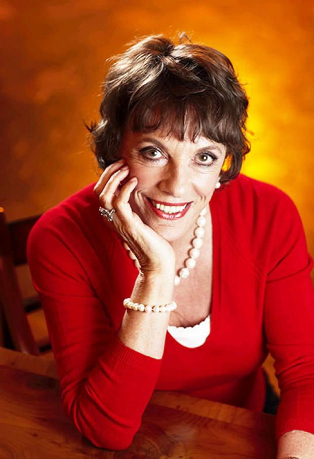 LONG-STANDING: Esther Rantzen founded ChildLine 25 years ago.