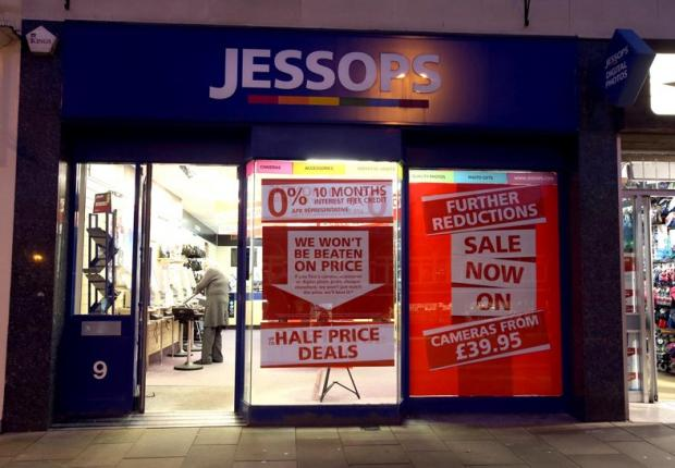 HMV buyer eyes Jessops