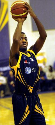 PRIDE OF ENGLAND: Worcester Wolves star Kalil Irving made his international bow against Ireland.