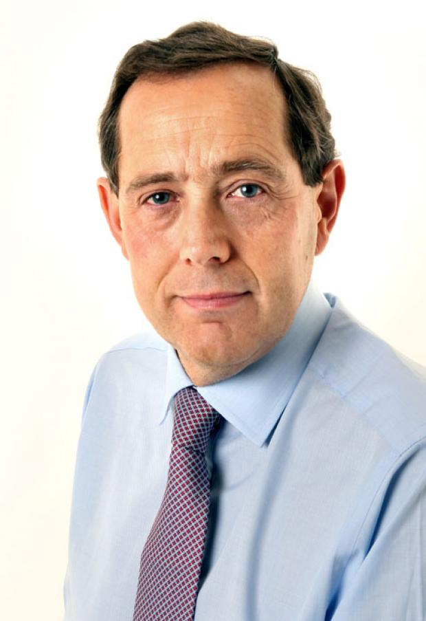 Mid-Worcestershire MP Peter Luff