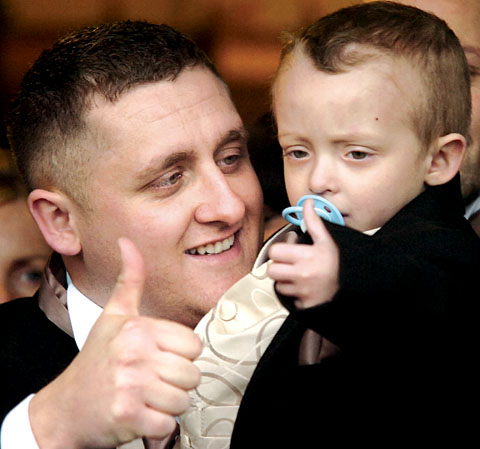 Kidderminster toddler loses brave fight