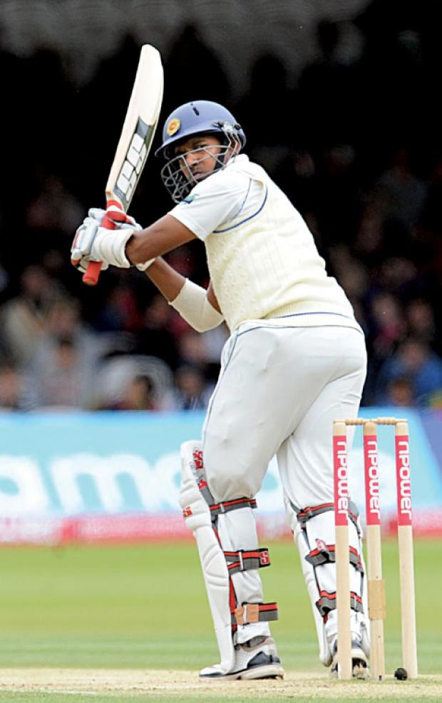 THILAN SAMARAWEERA: Playing for Worcestershire this season.