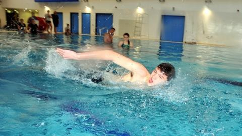 Worcester News: Worcester's swimming pool dream is still on