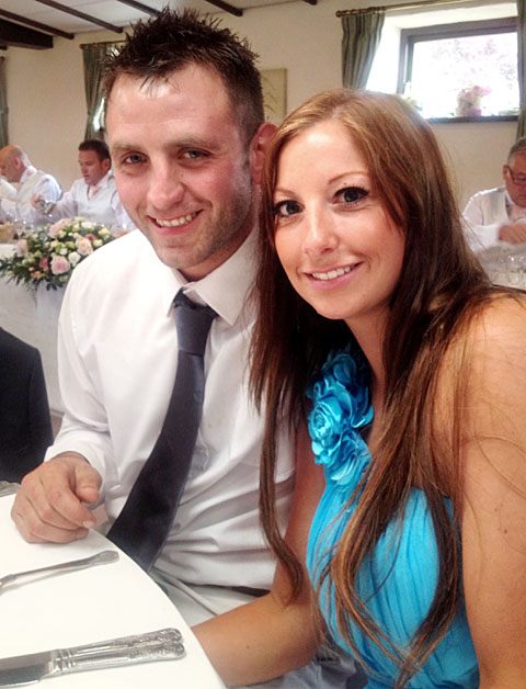 Happy ending for wedding couple left in the lurch
