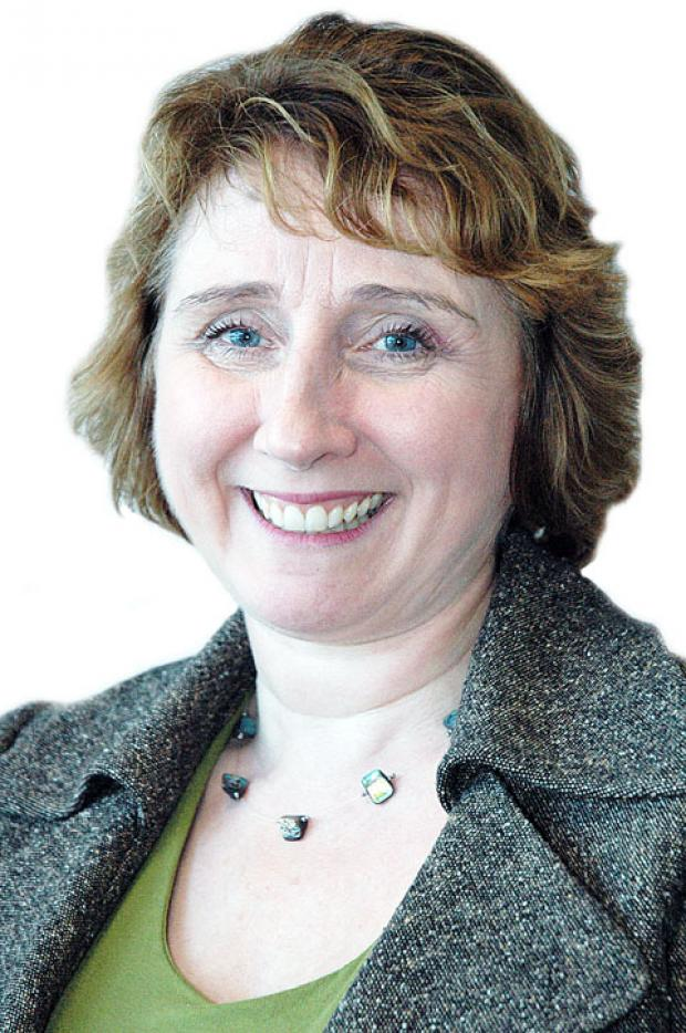Penny Venables, chief executive of Worcestershire Acute Hospitals NHS Trust
