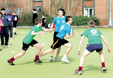 Worcestershire Winter School Games a huge hit with kids around the county